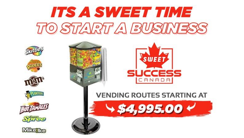 Sweet Success Vending